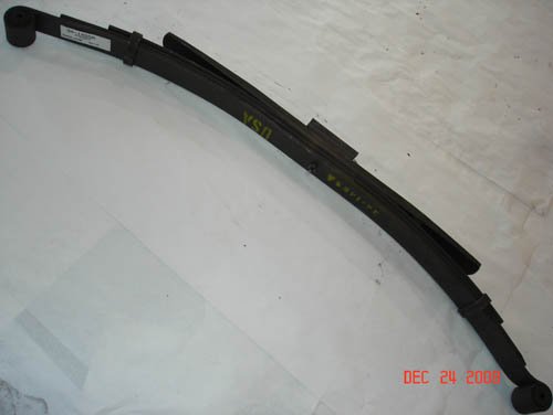 Fat Bob's Garage, Part # 34-1465, Dodge 2500/3500 Rear 4 Leaf Factory Replacement Leaf Pack 4WD 2003-2008 (Single)_MAIN