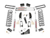 "Fat Bob's Garage, Rough Country Part #348.23, Dodge Ram 2500/3500/Mega Cab 5"" Suspension Lift Kit 4WD 2011-2013"