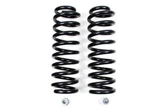 "Fat Bob's Garage, BDS Part #380H, Ford F150 1""-2"" Leveling Coils 2WD 1980-1996 MAIN"