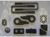 "Fat Bob's Garage, Part # 405030, Chevrolet 3"" Lift Kit with 1"" lift blocks 2000-2010 8-lug NON-DUALLY_THUMBNAIL"