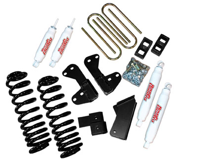 "Fat Bob's Garage, Rough Country Part #422.2, Ford F150 2.5"" Suspension Lift Kit 1980-1996 2WD LARGE"