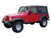 "Jeep Wrangler TJ Unlimited/Rubicon 3"" Front 3"" Rear Lift Kit 2003-2006 Mini-Thumbnail"