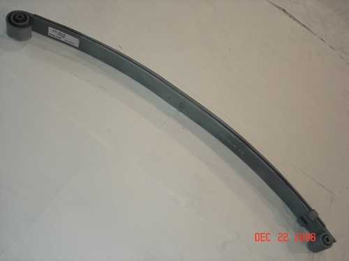 Fat Bob's Garage, Part # 43-818, Ford F250/F350 Front  2 Leaf Full Taper Factory Leaf Spring 4WD 1999-2004 (Single) MAIN