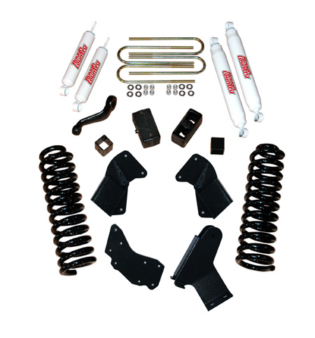 "Fat Bob's Garage, Rough Country Part #440.2, Ford Explorer 4"" Suspension Lift Kit 4WD 1990-1994 THUMBNAIL"