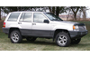"Jeep Grand Cherokee ZJ .75"" Front .75"" Rear Lift Kit 1993-1998 SWATCH"