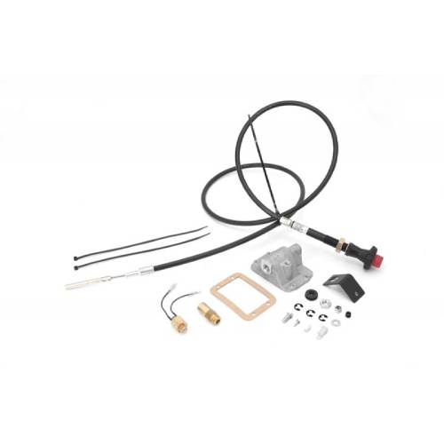 Fat Bob's Garage, Alloy USA Part #450400, Axle Lock Kit 1994-2004 Dodge 1500 And 2500 Pickup MAIN