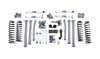 "Jeep Wrangler JK Rubicon 4-Door 4WD 4.5"" Suspension Lift Kit 2007-2011 SWATCH"
