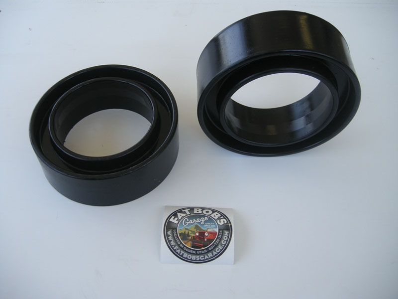 "Fat Bob's Garage, Part # 47150RP, Toyota 4Runner 1.5"" Rear Poly Spacer Lift Kit 1990-1995.5 THUMBNAIL"