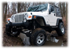 "Jeep Wrangler  TJ 4.5"" Long Arm Lift Kit 1997-2006 Mini-Thumbnail"