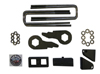 "Fat Bob's Garage, Part # 5058-FBB1-50, Chevrolet/GMC 1500/2500/3500 3"" Front 1"" Rear lift kit 4WD/2WD 2000-2010 THUMBNAIL"