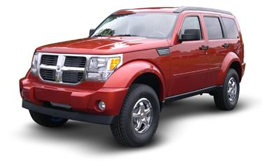 "Fat Bob's Garage, Revtek Part #582-Nitro, Dodge Nitro 2007-2012 2"" Front 1.25"" Rear Revtek Lift Kit THUMBNAIL"