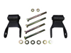 "Fat Bob's Garage, Part # 60175RS, Jeep Cherokee XJ 0.75"" Lift Rear Leaf Spring Replacement Shackle Kit 4WD 1984-2001 THUMBNAIL"