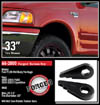 "Fat Bob's Garage, Ready Lift Part #66-2000, Ford F150 Heritage/Expedition 2.5"" Front Leveling Kit 4WD 1997-2000"