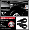 "Fat Bob's Garage, Ready Lift Part #66-2000, Ford F250 LightDuty 2.5"" Front Leveling Kit 4WD 1997-2000 THUMBNAIL"