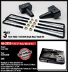 "Fat Bob's Garage, Ready Lift Part #66-2053, Ford F150 3"" Rear Lift Block Kit 4WD 2004-2016 THUMBNAIL"