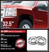 "Fat Bob's Garage, Ready Lift Part #66-3080, GMC Sierra 1500 1.5"" Leveling Kit New Body Style 4WD/2WD 2007-2016 (6-lug) THUMBNAIL"