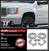 "Fat Bob's Garage, Ready Lift Part #66-3085, GMC Sierra 1500 2.25"" Front Leveling Kit 4WD/2WD 2007-2016 (6-lug) THUMBNAIL"