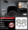 "Fat Bob's Garage, Ready Lift Part #66-3085, Chevrolet Silverado 1500 2.25"" Front Leveling Kit 4WD/2WD 2007-2016 (6-lug) THUMBNAIL"