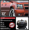 "Fat Bob's Garage, Ready Lift Part #66-3090, Chevy Avalanche 1500 1.5"" Front Leveling Kit 4WD/2WD 2007-2015 (6-lug) THUMBNAIL"