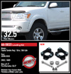 "Fat Bob's Garage, Ready Lift Part #66-5025, Toyota Tundra 2.5"" Front Leveling Kit 4WD/2WD 1999-2006"