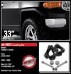 "Fat Bob's Garage, Ready Lift Part #66-5055, Toyota FJ Cruiser 2.25"" Front Leveling Kit 2005-2016 THUMBNAIL"