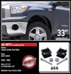 "Fat Bob's Garage, Ready Lift Part #66-5075, Toyota Tundra 2.4"" Front Leveling Kit 2007-2016_THUMBNAIL"