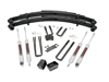 "Fat Bob's Garage, Rough Country Part #415.2, Ford F250 Lowboy 4"" Suspension Kit 4WD 1977.5-1979 THUMBNAIL"