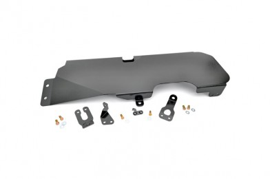 Fat Bob's Garage, Rough Country part #794, Jeep Wrangler Gas Tank Skid Plate 4WD 2007-2015 MAIN