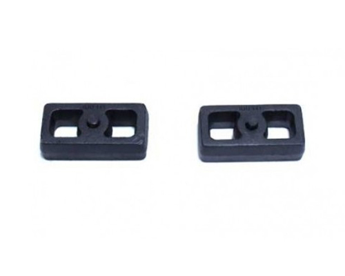 "Fat Bob's Garage, Part # BK1, Chevrolet/GMC 1500/2500/3500 1"" Steel Rear Lift Blocks 1968-2010 MAIN"