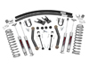 "Fat Bob's Garage, Rough Country Part #623N2, Jeep Cherokee XJ 4.5"" Suspension Lift Kit 1984-2001 THUMBNAIL"
