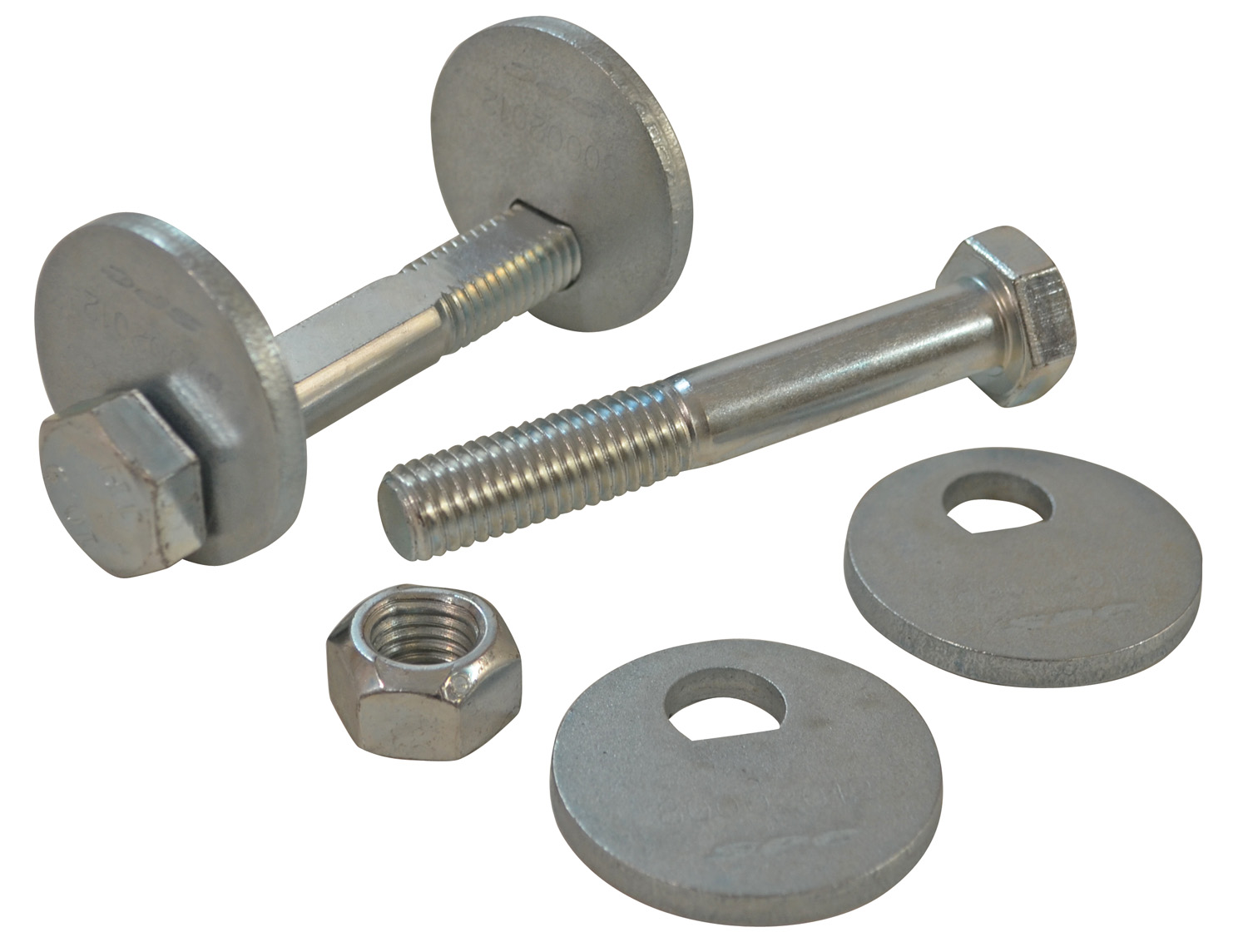 Fat Bob's Garage, Light Racing Part #87520, Nissan Pathfinder Camber Bolt Kit, Full Set 1985-2013_THUMBNAIL