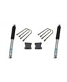 "Fat Bob's Garage, MaxTrac Part #902140, Dodge Ram 1500 4"" Rear Lift Kit, Bilstein Shocks 2WD 2002-2008 THUMBNAIL"