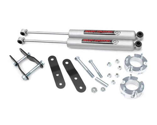 "Toyota Tacoma 2.5"" Lift Kit 6Lug 1995.5-2004 MAIN"