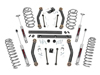 "Jeep Wrangler TJ 4"" Suspension Lift Kit 1997-2006"