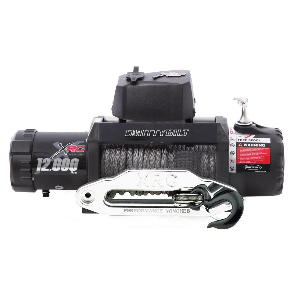 Smittybilt XRC 12K GEN2 Comp Series 12000lb Winch w/ Synthetic Rope_THUMBNAIL