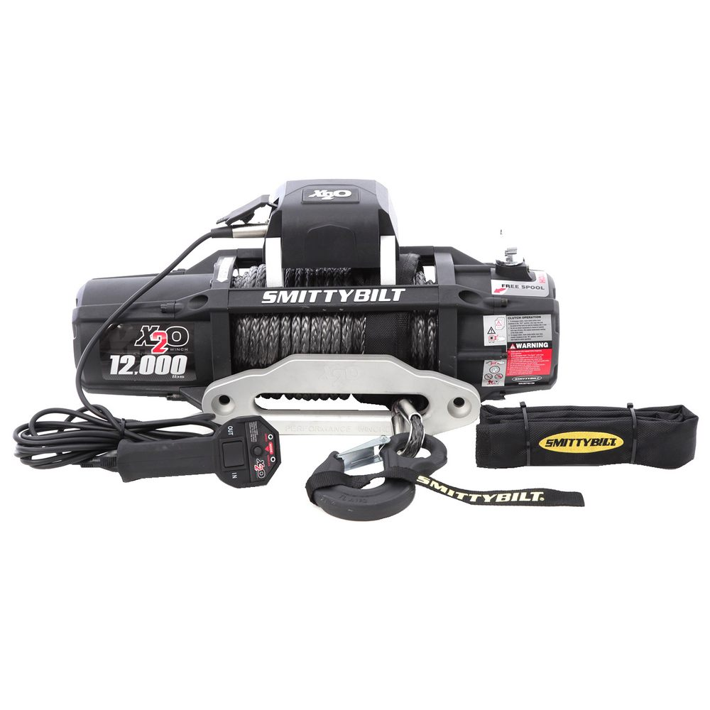 Smittybilt X2O 12K GEN2 Comp Series 12000lb Wireless Winch_THUMBNAIL