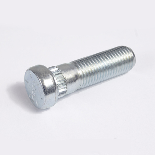 Fat Bob's Garage, Alloy USA Part #ppstud4, 7/16-20 Press-in Wheel Studs .460 Knurl Size MAIN