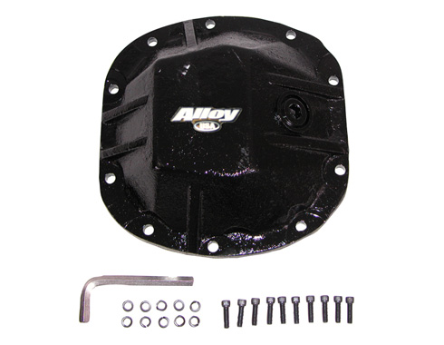 Fat Bob's Garage, Alloy USA Part #11206, HD Differential Cover Dana 30 (3/8 Cast Steel) THUMBNAIL