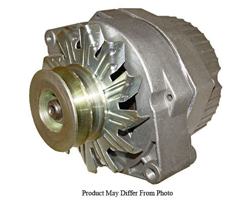 Fat Bob's Garage, OMIX-ADA Part #17225.04, Alternator MAIN