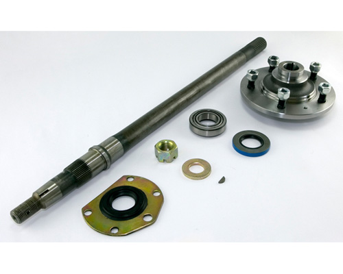 Fat Bob's Garage, OMIX-ADA Part #16530.27, Axle Kit LR AMC 20 NT