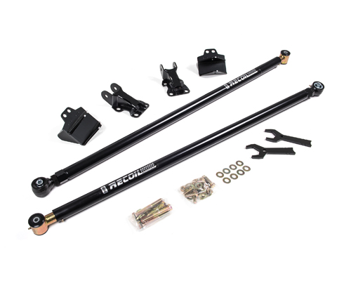 BDS Toyota Tundra Recoil Traction Bars 2007-2016 2wd/4wd MAIN