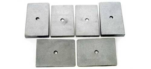 "Fat Bob's Garage, BDS Part #228000, 2"" Wide X 4 Degree Shims - (Pair)"