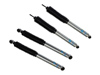 "Fat Bob's Garage, Bilstein Part #24-188197, Jeep Cherokee XJ 4"" Lift Front & Rear Shocks (Complete Set) 1984-2001 THUMBNAIL"