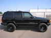 "Jeep Cherokee XJ 3"" Lift Kit 4WD/2WD 1984-2001 SWATCH"