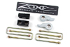 "Fat Bob's Garage, Zone Offroad Part #C1211, Chevrolet/GMC Suburban/Yukon XL 2"" Lift Kit 4WD 1992-1998 THUMBNAIL"