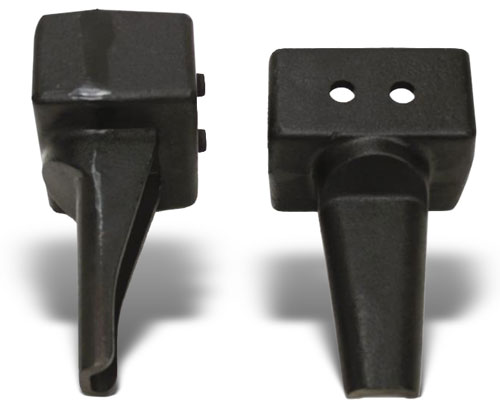 "Fat Bob's Garage, Pro Comp Part #95-404FB, Ford F150 4"" Rear Lift Blocks 2004-2008 LARGE"
