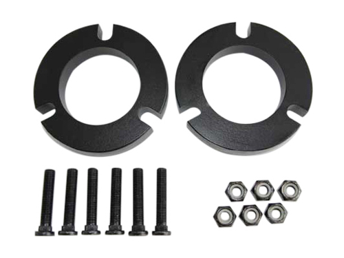 "Fat Bob's Garage, Part # FBAL41100, Toyota Tacoma 0.5"" Front Aluminum Leveling Lift Kit 1996-2017 (6-lug)_MAIN"