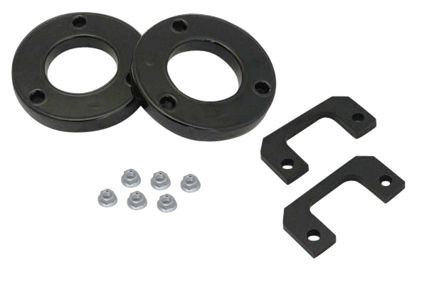 "Fat Bob's Garage, Part # FBAL50250, Chevrolet/GMC 1500 2.50"" Front Leveling Kit 4WD/2WD 2007-2017 (6-Lug)"
