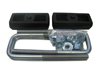 "Fat Bob's Garage, Part # FBB2 Toyota Tundra 2"" Steel Rear Block & U-Bolt Lift Kit 2007-2017 THUMBNAIL"