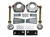 "Fat Bob's Garage, Part # FBIFS-2, Toyota 2.5"" Front Ball Joint Spacer Lift Kit IFS 4Runner 4WD 1985-1995 THUMBNAIL"